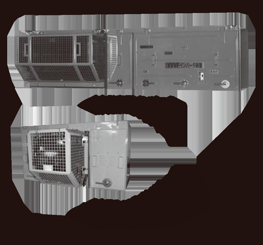 SiCによるインバータの小型化